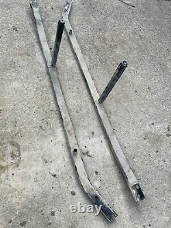 05-09 Ford Mustang Convertible Support Bar Brace Set Left & Right Bracket Bolt