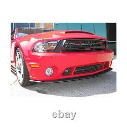 2010-12 Mustang Roush Stage 3 6-Bar Horizontal Lower Grille Billet Aluminum