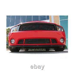 2010 2011 2012 Ford Mustang 6 Bar Lower Grille Billet Aluminum ROUSH 420128