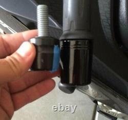 BMW S1000RR/R HVMP Bar End Weights (X-Heavy 14oz ea withhardware)(Fits Up To 2019)