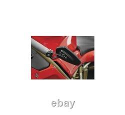 CRG AO-100 Black Arrow Bar End Mirror Universal 7/8 Handlebars 06400523 586186