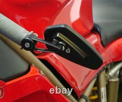 CRG ARROW Bar End Mirror AO-100 Billet CNC Left or Right SAVE $$ FREE SHIPPING