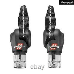 Campagnolo Carbon Bar End Gear Shifters 11 Speed RRP £323.99