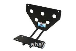 Front Quick Release License Plate Mounting Tag Bracket for Nissan 370Z 2009-2015