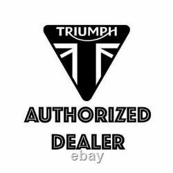 Genuine Triumph Cnc Bar End Mirrors Rocket 3 Speed Twin Trident A9630716