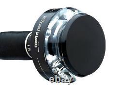 Motogadget m-Blaze Disc (Bar End Indicator)(Size & Colour Left, Black)