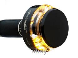 Motogadget m-Blaze Disc (Bar End Indicator) (Size & Colour Right, Black)