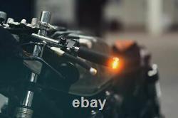 Motogadget m. Blaze Disc Bar-end Indicator Black, Right, Cafe Racer Bobber Custom