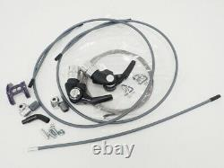 New! Shimano SL-BSR1 Bar End Shifter Set 2 & 3 x 11 Speed For Aero Bars TT/Tri