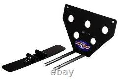 Quick Release License Plate Bracket for Dodge Durango 18-20 with SRT Front End