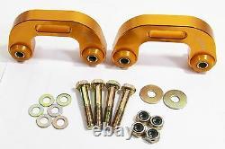 Rear Sway bar End Link fit 2002-2007 Subaru Impreza WRX Wagon/Sedan Gold