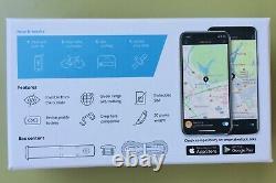 Sherlock Bar End Bike Tracker GPS Location Anti-Theft Device Bicycles Bluetooth