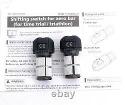 Shimano Dura-Ace Di2 SW-R9160 TT Handlebar Bar End Shifter Switch (Left+Right)
