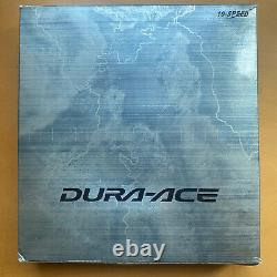 Shimano Dura-Ace SL-BS78 2/3x10-speed Bar End Shifters Black Kit Includes Cables