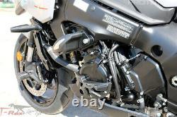 T-Rex Racing Frame Axle Sliders Bar End Case Covers for Suzuki GSX-S1000 Katana