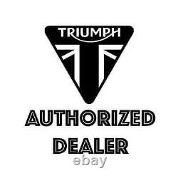 Triumph Thruxton RS / Rocket 3 Round Bar End Mirror Kit A9630716