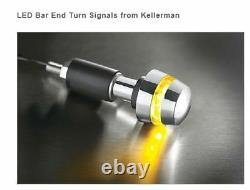 Universal Motorcycle Led Bar End Turn Signals From Kellerman