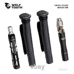 Wolf Tooth EnCase System BAR KIT ONE Bar End Storage & Multi-Tool